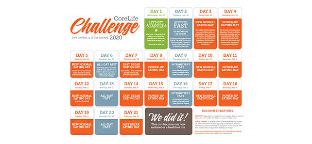 CoreLife-Challenge-Calendar-Case-Study