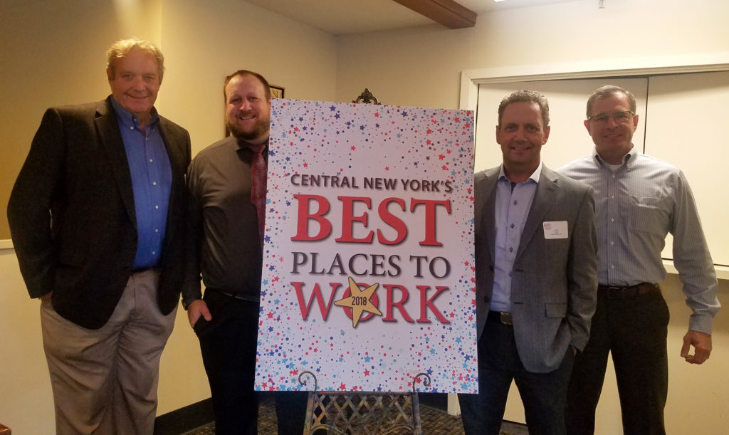 Site-Seeker Best Places to Work 2018