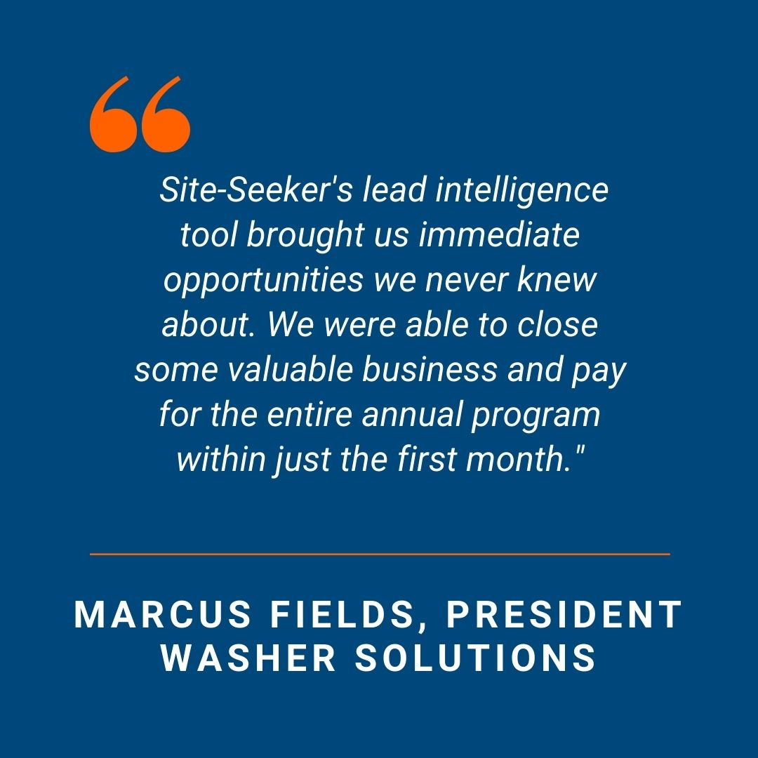 Marcus Fields - Testimonial Quote