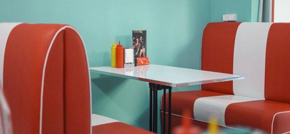 Restaurant-Booth
